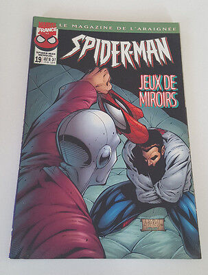 COMICS - Spider-Man V1 N°19 - 1998 - Marvel Comics -- Francais - Occ