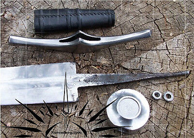 Viking Sword Of Chaos With Seath Longsword High Carbon Steel Functional