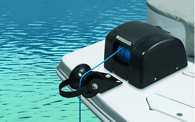 Marine Boat TRAC Big Water 45 Electric AutoDepoly Anchor Winch Freshwater