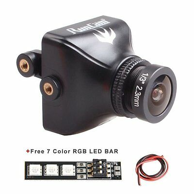 New RunCam Swift 2 Horizontal FOV 150° 2.3mm 600TVL FPV Camera For Racing Drone