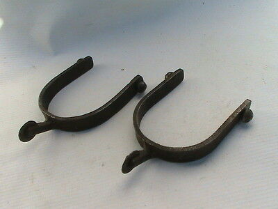 Polish Pre War Military Spurs - Complet - Very Rare - Bargain !!!