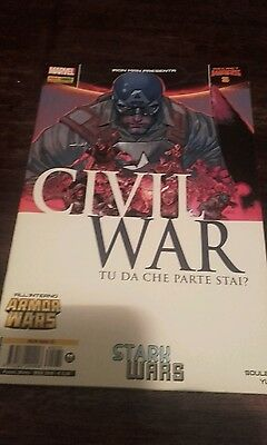 Civil War secret wars 3 (Iron Man 35)