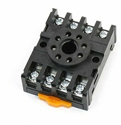 PF083A 8P Screw Terminals Time Relay Base Socket For JQX-10F-2Z MK2P