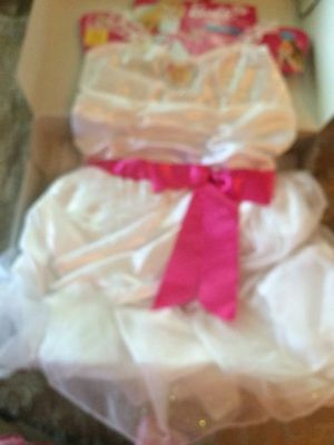 Barbie Bride Dress Up for Litle Girl age 3+ NEW with Tags