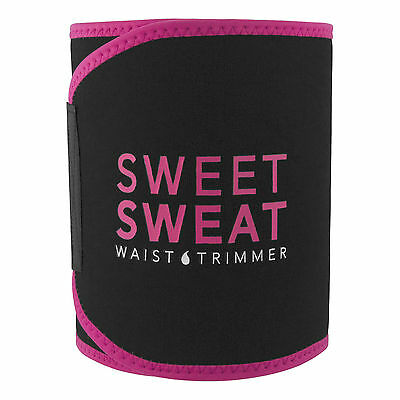 PINK Sweet Sweat Waist Trimmer Belt+Sample+ Free Bag+Free Shipping