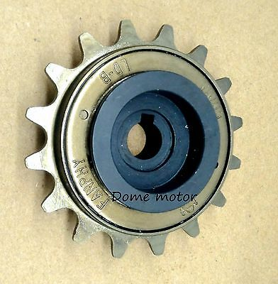 16T freewheel and adapter to install on motor MY1016/1018/DM101