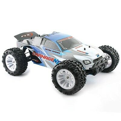 FTX5540 FTX Carnage NT Nitro Truck RTR 1/10th Scale 4wd