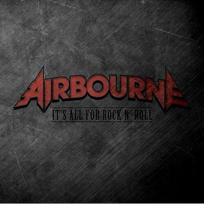 "Airbourne - It's All For Rock And Roll. Rsd 2017. New. 12"" Bronze Opaque"