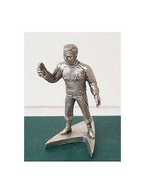Star Trek Captain Kirk Miniature Pewter Figurine