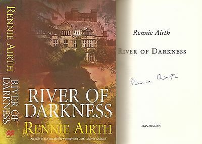 Rennie Airth - River of Darkness - Signed - 1st/1st