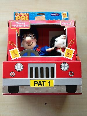 Postman Pat and Jess the Cat Beanies