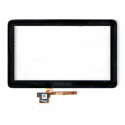 Touch Screen Digitizer TomTom Go 1050 LMS500HF04-002 Replacement Front Glass