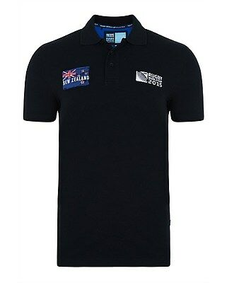 New Zealand Rugby World Cup 2015 Polo
