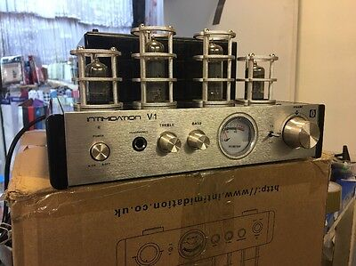 INTIMIDATION V1 Vacuum Tube Amplifier