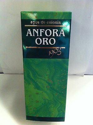 Anfora Oro Colonia Instituto Español 400 Ml Vintage & Rare Original