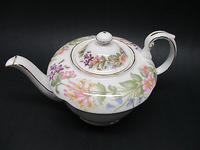 vintage Paragon England Country Lane tea pot
