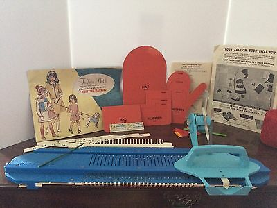 Vintage Kenner's New Automatic Knitting Machine