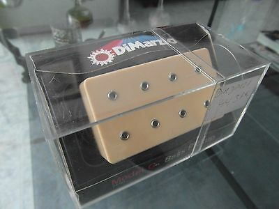 """Vintage Bass Pickup Dimarzio """"model G""""  Dp-121 New Old Stock"""