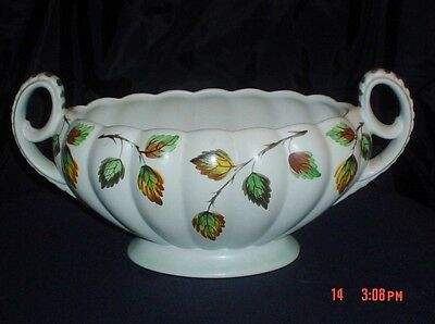 H J Wood Burslem Pottery Rose Bowl Posy Bowl Vase Planter 806 Y