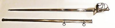French officer's private purchase sword - 1860