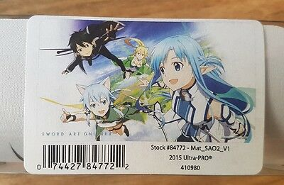 Ultra Pro Sword Art Online Play Mat - Alfheim