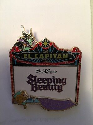 Sleeping Beauty DSSH DSF LE Marquee Pin