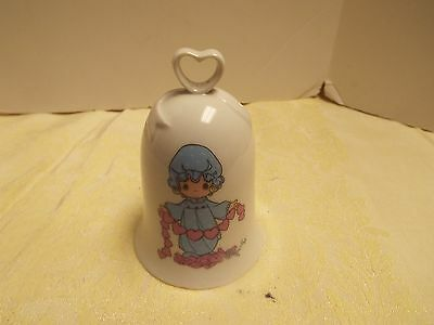 Vintage 1994 Enesco Precious Moments Bell You Have Touched So Many Hearts Mint