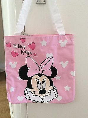 Minnie Mouse Tote Bag - Official Disney