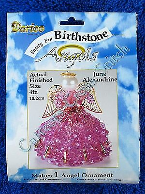 Angel Birthstone Bead Kit #06 ~ June / Alexandrine