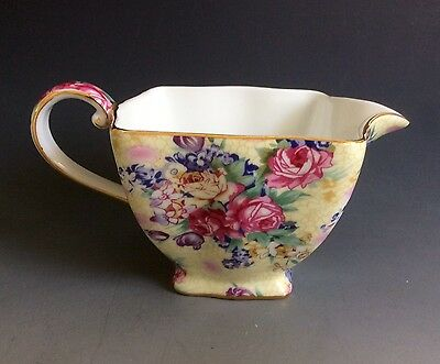 Lovely Royal Cotswolds Chintz Creamer In The English Tradition By B. Godinger