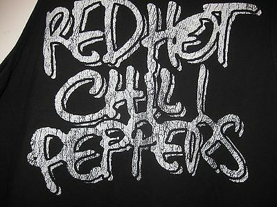 Red Hot Chili Peppers Tank Style Shirt - 2Xl