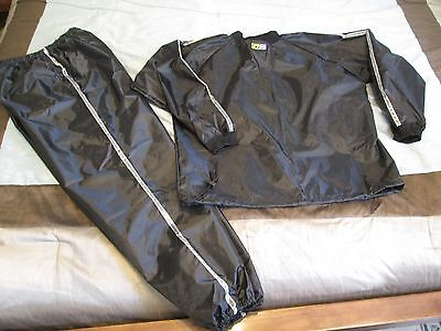NEW GoFit Extreme Heavy Weight Training Sauna Suit 2X/3X Black FREE SHIPPING!