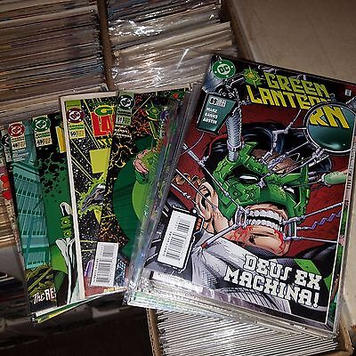 Green Lantern (1990) Lot - Near Complete Run of Issue #s 46-89, w/#s 48-50