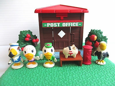Animal Crossing Figure Post office Nintendo TAKARA Used combine save ship cost