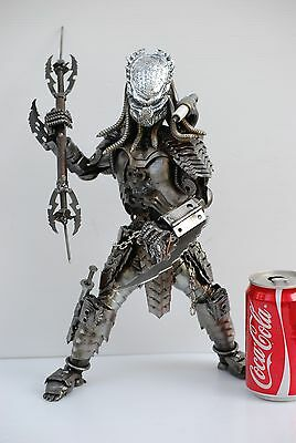 Predator (act2,J) Metal Sculptures Ideas Unique Gifts For Father Wedding Gift