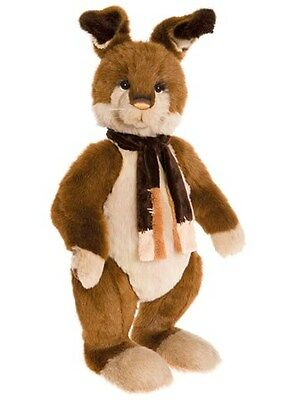 New collectable handmade fully jointed Charlie Bear 2016 Limited