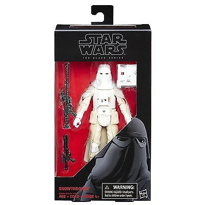 "Star Wars Hoth Snowtrooper 6"" Black Series Tfa35"