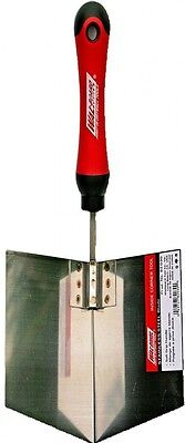 Wal-Board Tools 6.5 In. X 11.5 In. Large Inside Corner Tool Stainless-steel New
