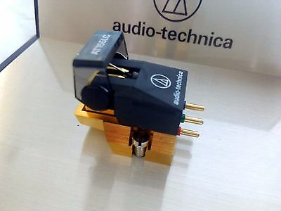 AUDIO-TECHNICA  AT155LC - STEREO PHONO CARTRIDGE - NEW OLD STOCK  made in Japan