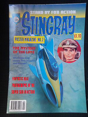 STINGRAY POSTER MAGAZINE no2