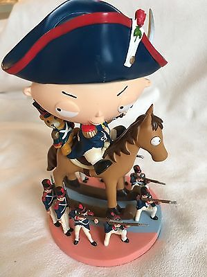 Family Guy Figurine Civil War Soldier Union History Stewie Battle Troops Army f