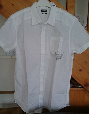 Chemise marque Kaporal, taille XL slim, manches courtes
