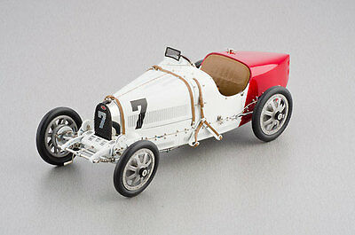 1924 Bugatti T35 Poland in 1:18 Scale by CMC Diecast Model