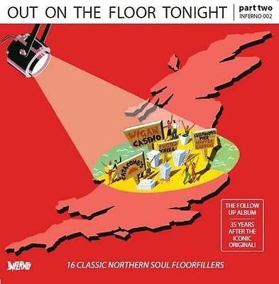 OUT ON THE FLOOR TONIGHT New & Sealed Northern Soul LP VINYL ALBUM (INFERNO)