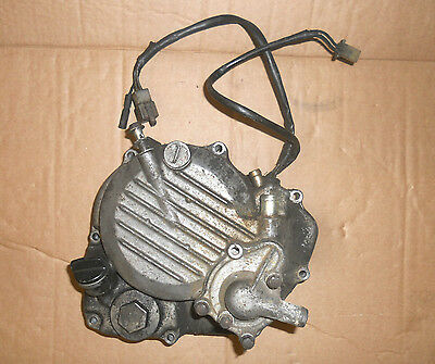 Honda CH 125 Spacy Alternator, Water Pump, Oil Filter Housing & Case Cover CH125