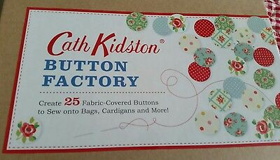 cath kidston button factory kit