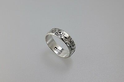 alten Original Ring Silberschmuck Finnland Koruseppä Oy finish Jewelry