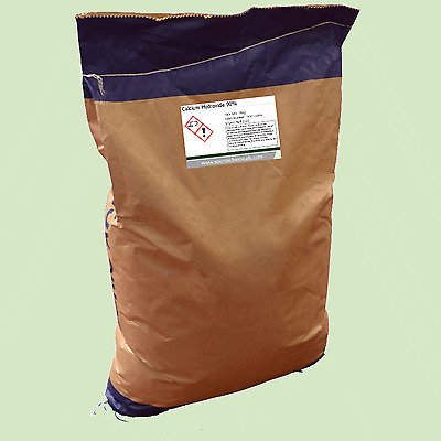 Calcium Hydroxide 98% 25Kg Including Delivery
