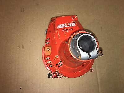 ECHO PAS-230 CLUTCH HOUSING ENGINE SHAFT MOUNT String Trimmer Used PAS 230