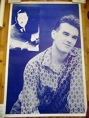 Morrissey Of The Smiths Giant Vintage Poster